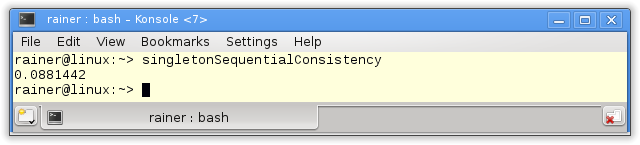 singletonSequentialConsistency opt
