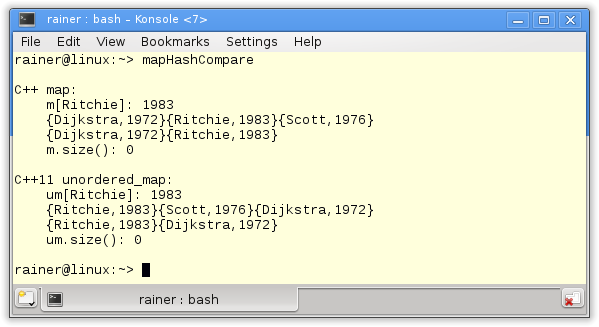 Hash Tables - ModernesCpp com
