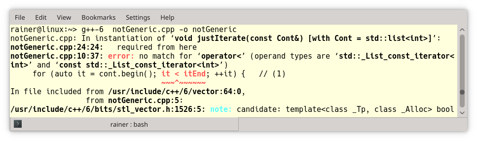 C++ Core Guidelines: Other Template Rules - ModernesCpp com